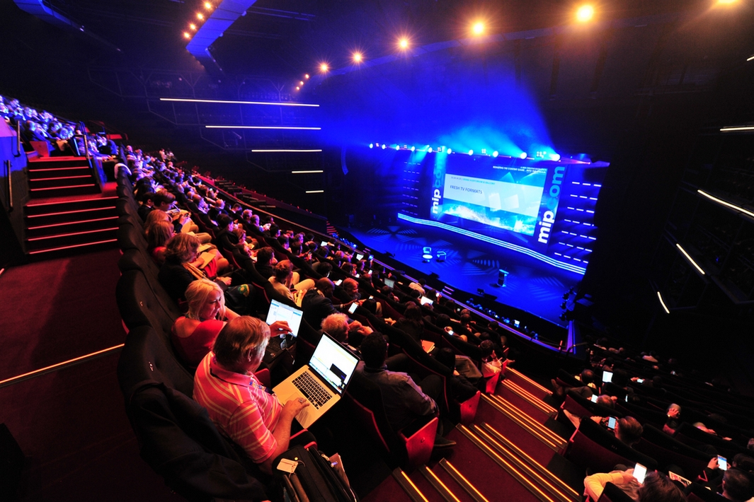 MIPCOM, Palais des festivals, audiovisual, exhibition,