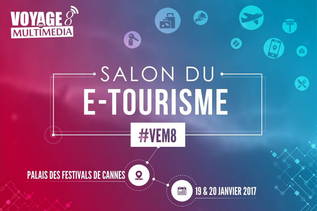 vem, e-tourism, Cannes, virtual, digital